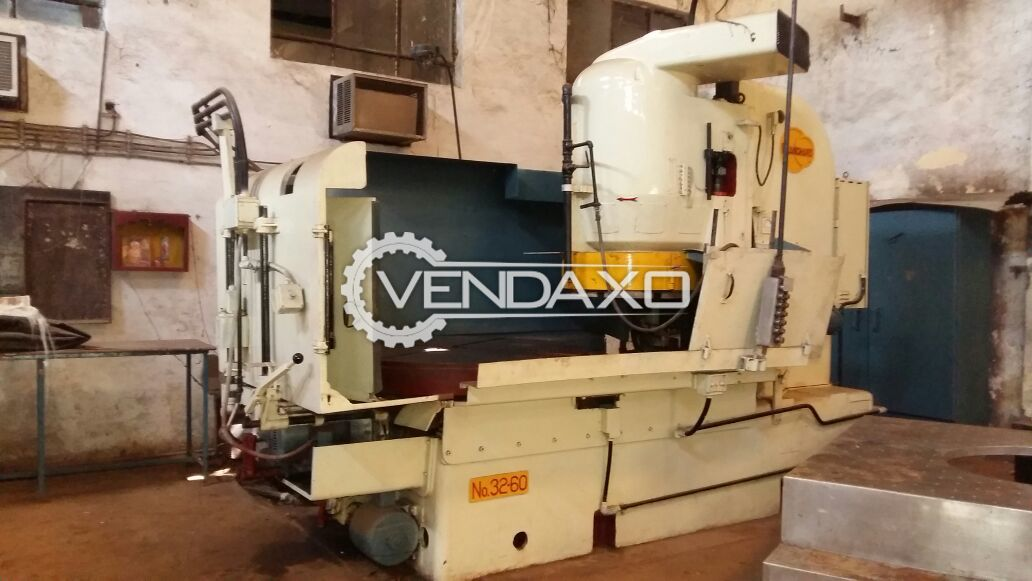 Blanchard 32-60 Vertical Rotary Surface Grinder Machine