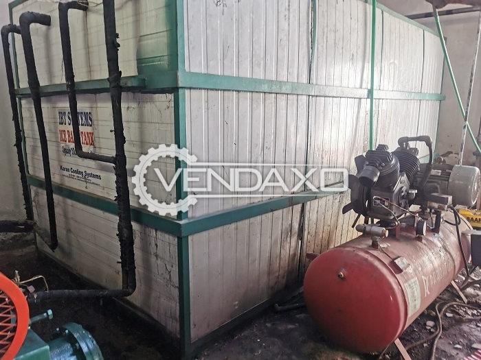 For Sale Used Karan Cooling Systems (Freon Based) - 30 Ton