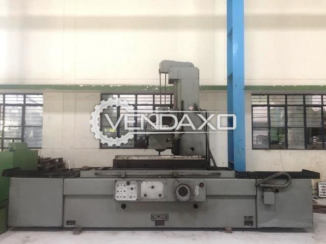 Alpa RT-1600 Surface Grinding Machine - 1600 x 400 mm