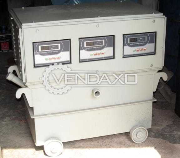 Available For Sale Used Servo Stabilizer