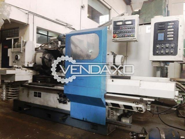 WMW SI6/2 AS-PCx500 ID Grinding Machine - 400 mm