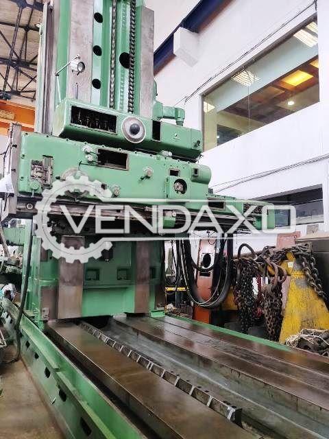Innocenti CWB ALF-147.5 Floor Boring Machine - 2500 x 8000 mm