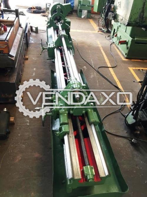 VDF Deep Hole Boring Machine - Bed Length - 5940 mm