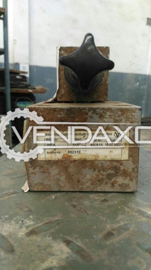 Datum Pressure Relief valve