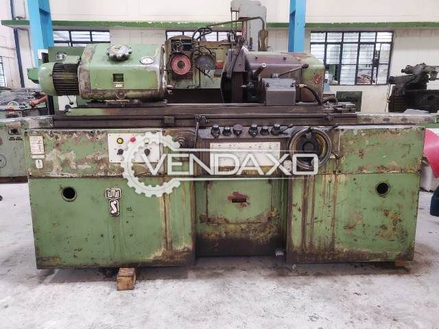 WMW SU 200x630 Cylindrical Grinding Machine - 200 x 630 mm