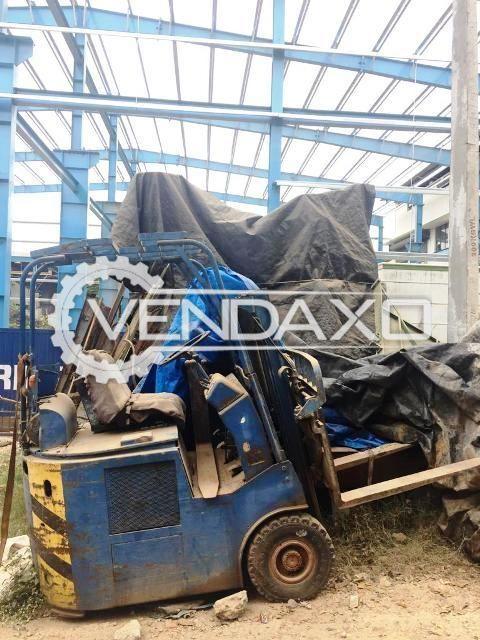 Still GmbH DFG 17/1604 Forklift - Lifting Capacity - 1000 KG