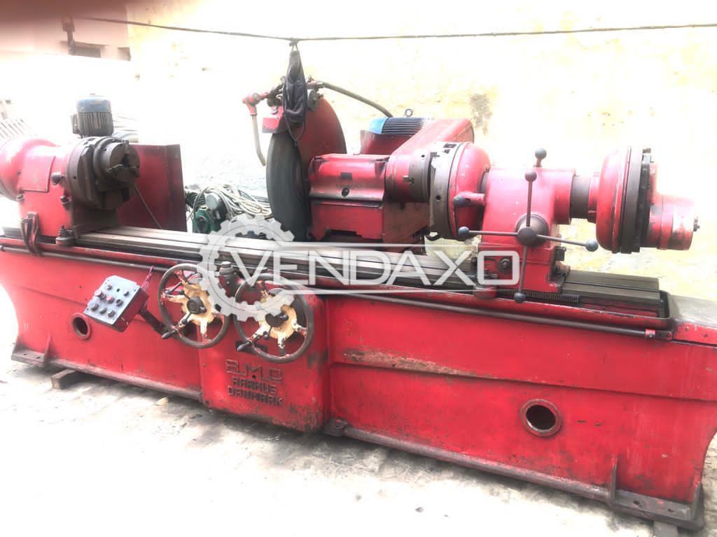AMC Danmark Crankshaft Grinding Machine - 2200 x 300 mm