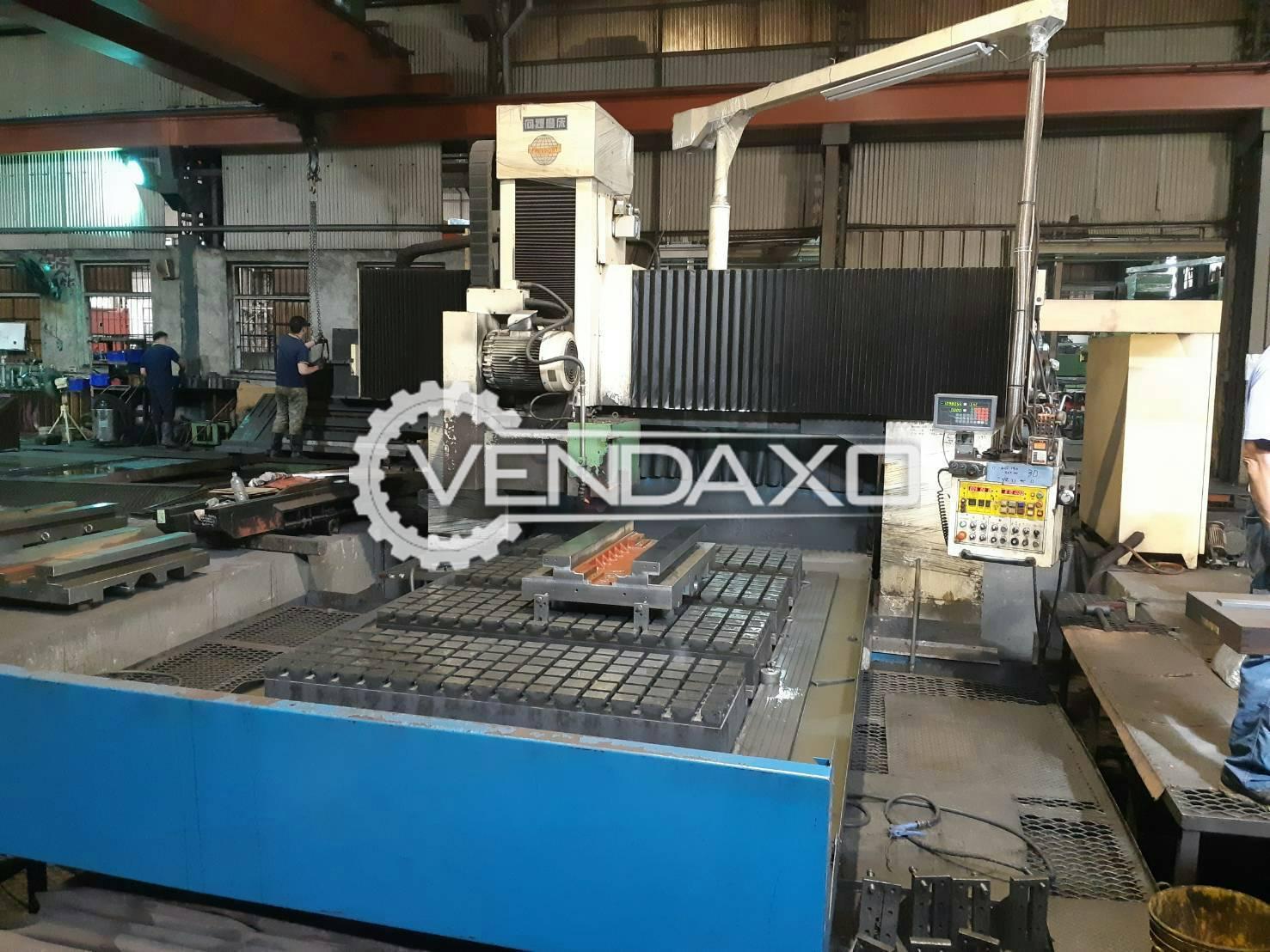 Kent SGS-3012AHD Double Column Grinding Machine - 3000 x 2500 x 1000 mm