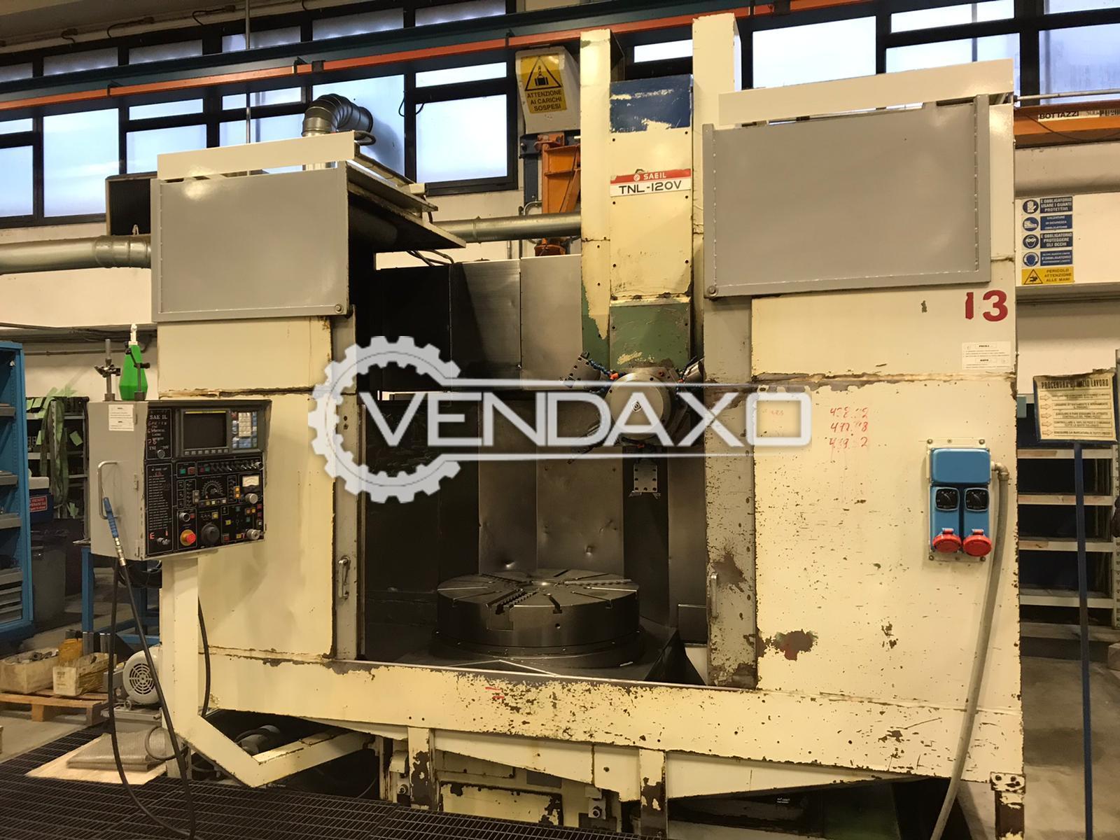 Haas VF3 CNC Vertical Machining Center VMC - 1000 x 600 mm