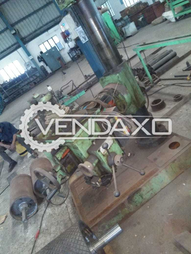 For Sale Used Radial Drilling Machine - 1 Inch