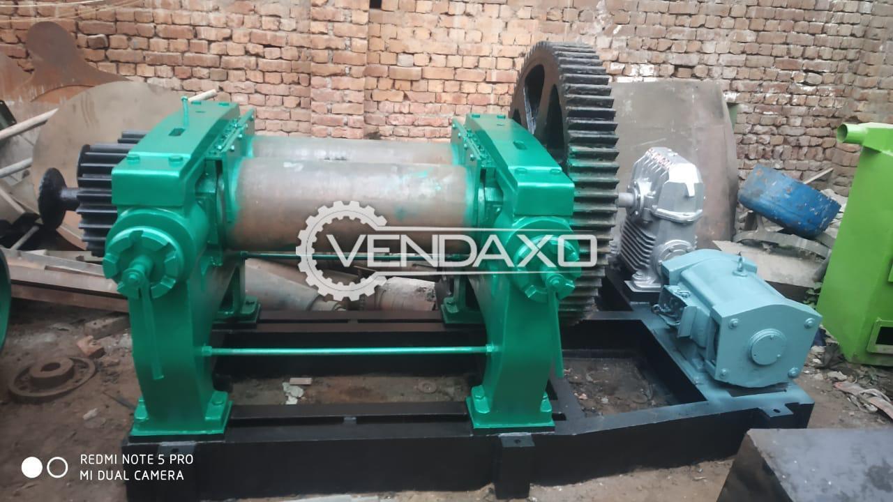 Radicon Bush Type Mixing Mill - 14 x 36 Inch