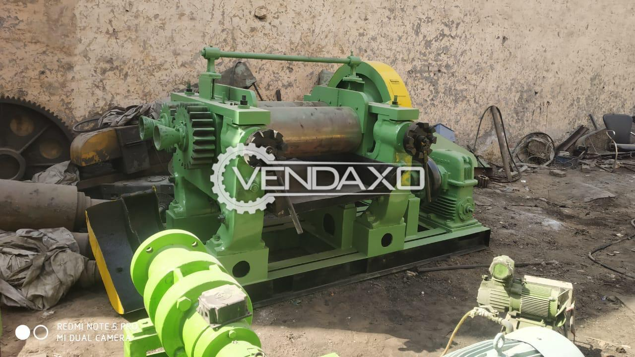 For Sale Used Bearing Type Mixing Mill - 16 x 42 Inch