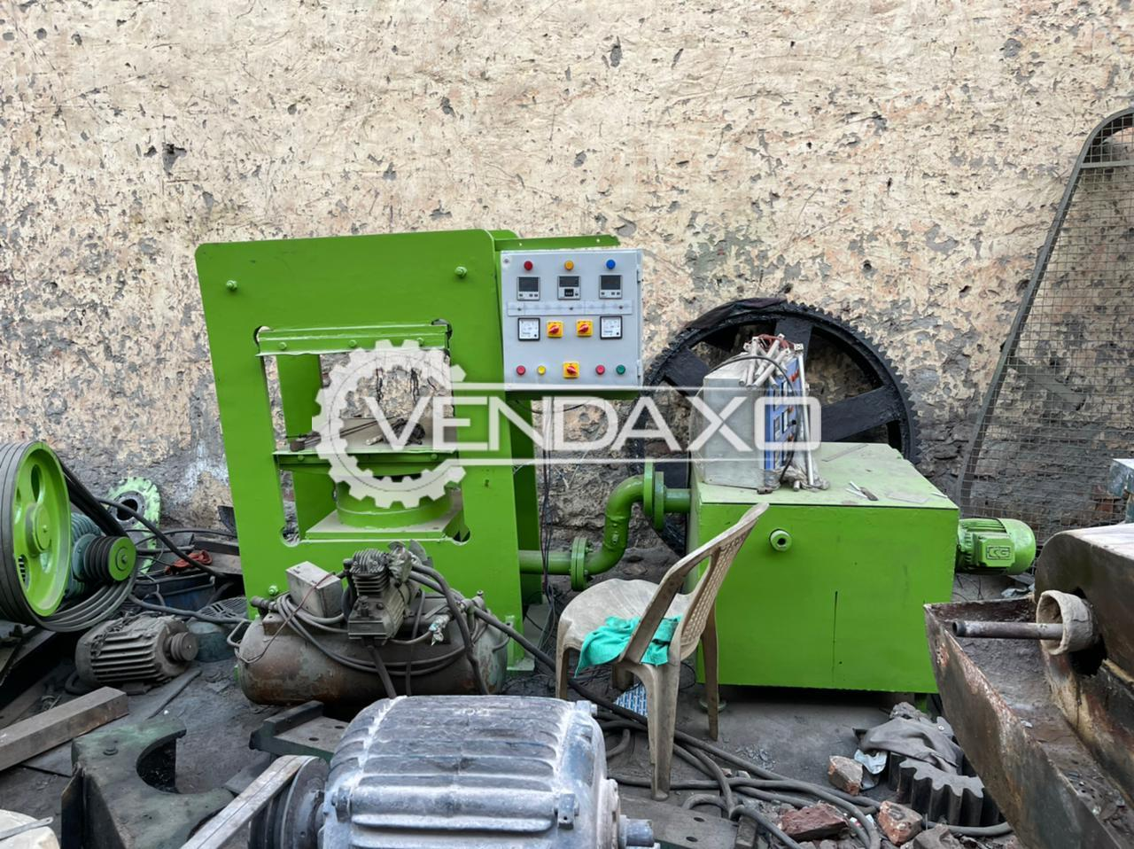 For Sale Used Rubber Kneader Machine - 25 Liter