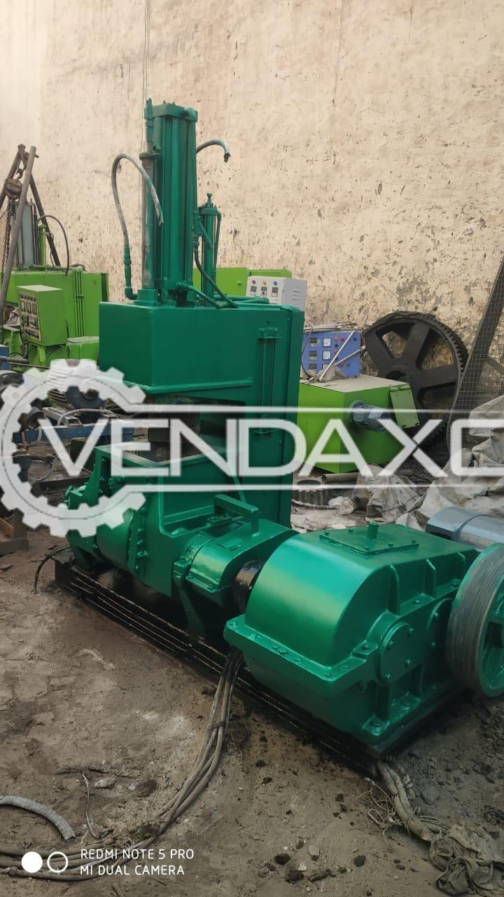 For Sale Used Rubber Hydraulic Press Machine - 20 X 26 Inch