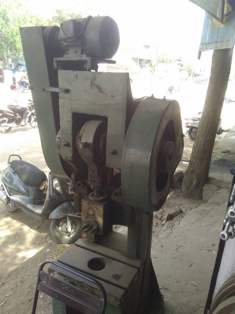 Power press 1