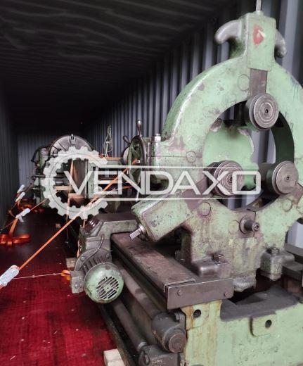 Skoda Lathe Machine - 5000 mm