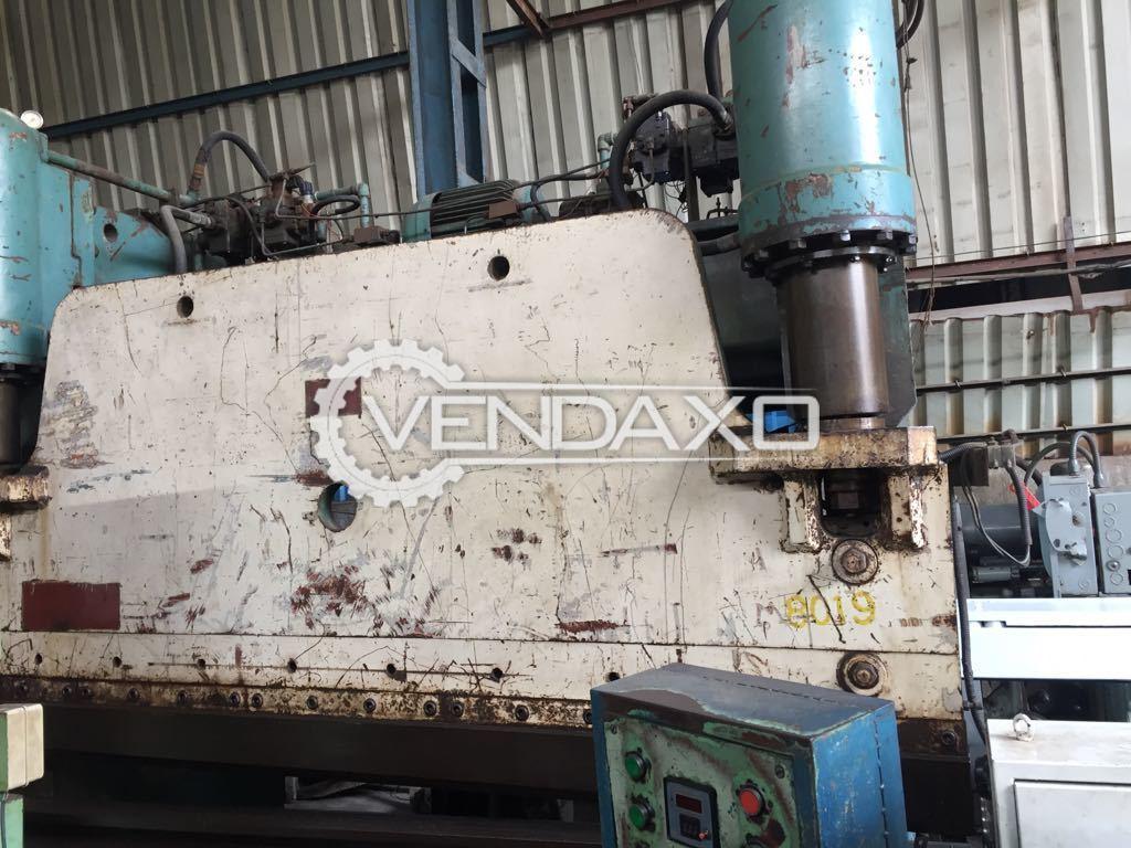 Pacific Hydraulic Press Brake