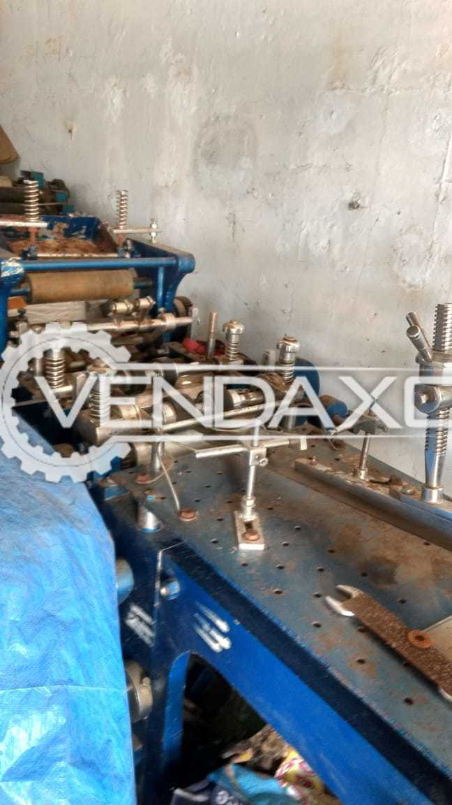 For Sale Used Paper Cover Machine With Printing
