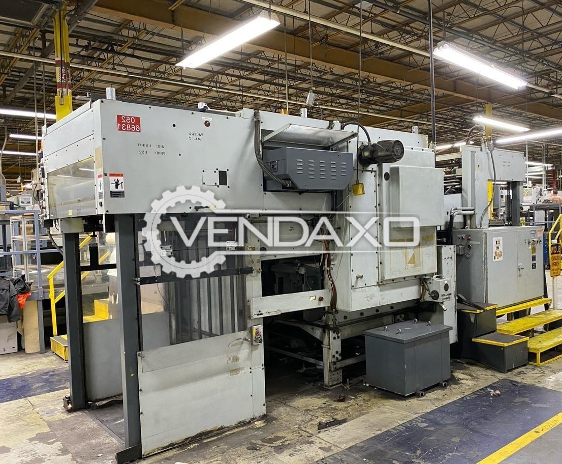 BOBST SP102BMA Die Cutter Machine - 102 x 72 CM