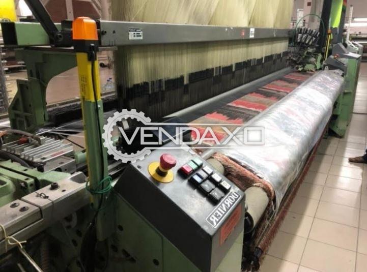 Dornier PTV Loom Machine - Width - 340 CM