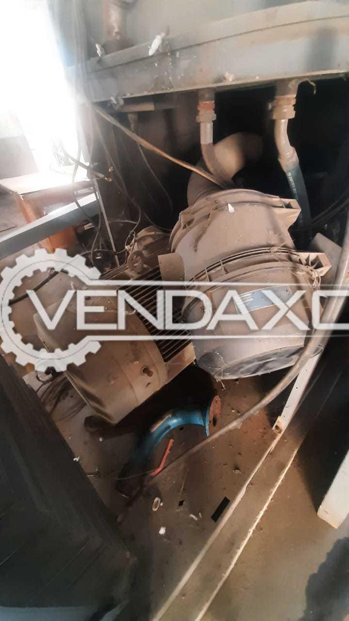 Atlas Copco GA75VSDFF Rotary Screw Air Compressor - 100 HP