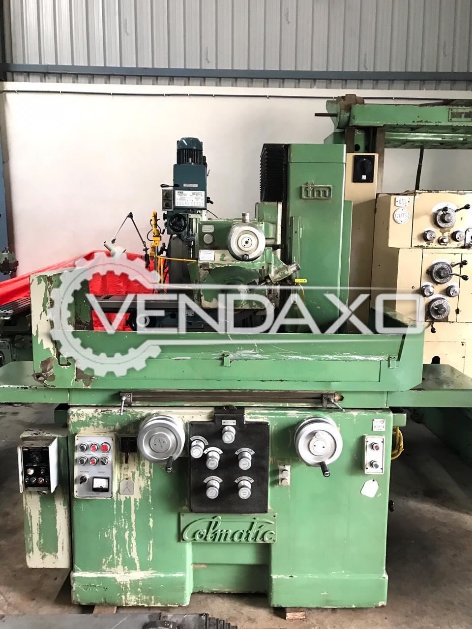 Colmatic Surface Grinding Machine - 600 X 400 mm