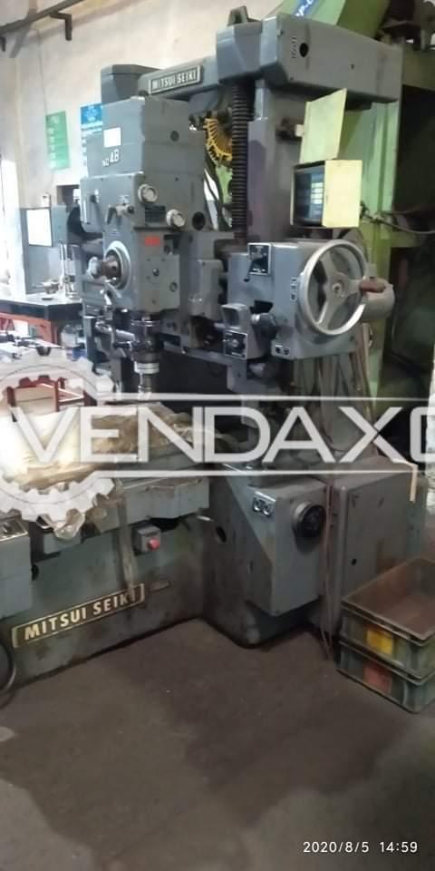 For Sale Used Mitsui Seiki CNC Jig Boring Machine
