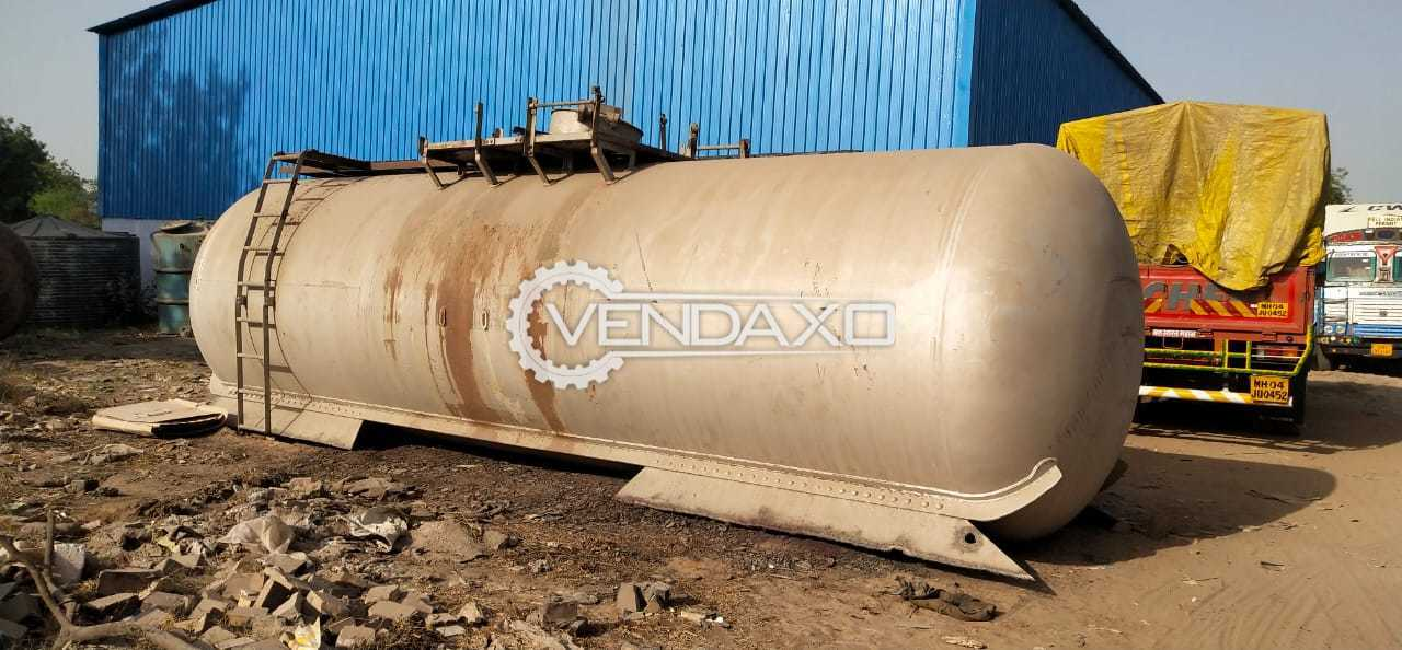 For Sale Used MS Storage Tank - 42000 Liter