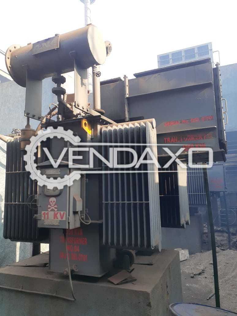 Vikrant Transformer - 1500 Kva