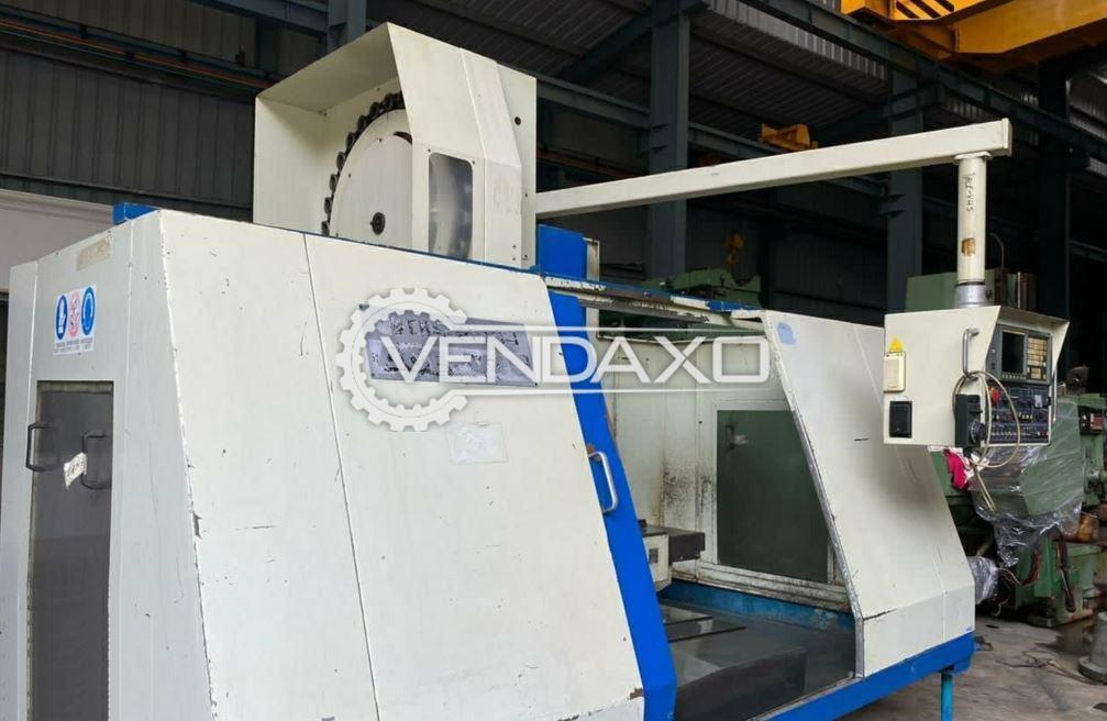 Daewoo ACE-V45 CNC Vertical Maching Center VMC - Table Size - 1200 x 500 mm