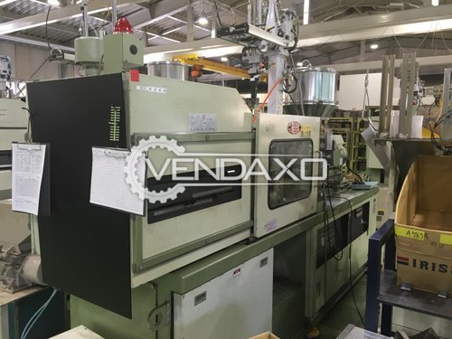 Nissei PS 60 Injection Moulding Machine - 60 Ton