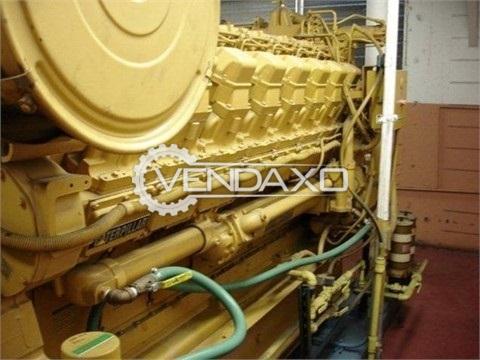 3125 kVA Caterpillar 3516 DG Set