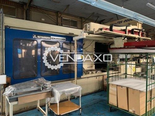 Mitsubishi 850MGIIIW Injection Moulding Machine - 850 Ton