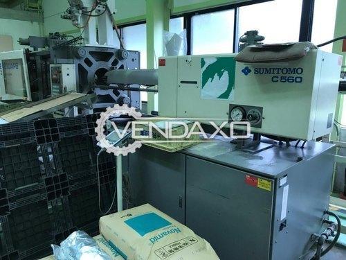 Sumitomo SG180M-C560 Injection Moulding Machine - 180 Ton