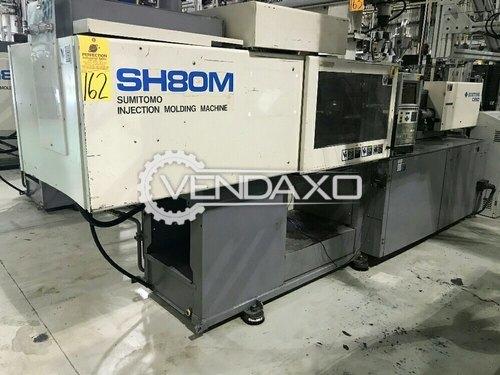 Sumitomo SH80M Injection Moulding Machine - 80 Ton