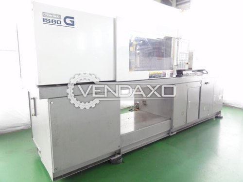 Toshiba IS80G Injection Moulding Machine - 80 Ton