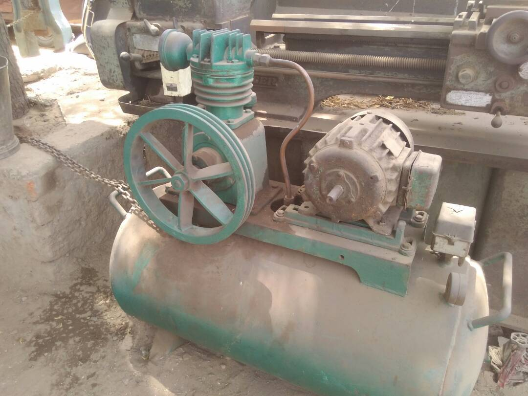 Compressor - 5 HP