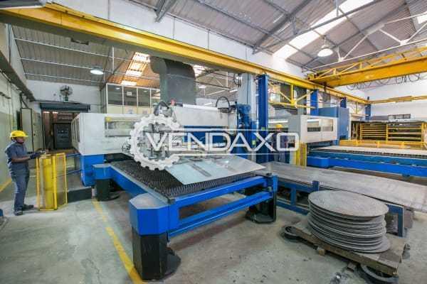 Trumpf CNC Laser Cutting Machine - Bed Size - 4 x 2 Meter