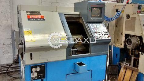 Used MAZAK QT-10 CNC LATHE MACHINE for Sale at Best Prices   Vendaxo