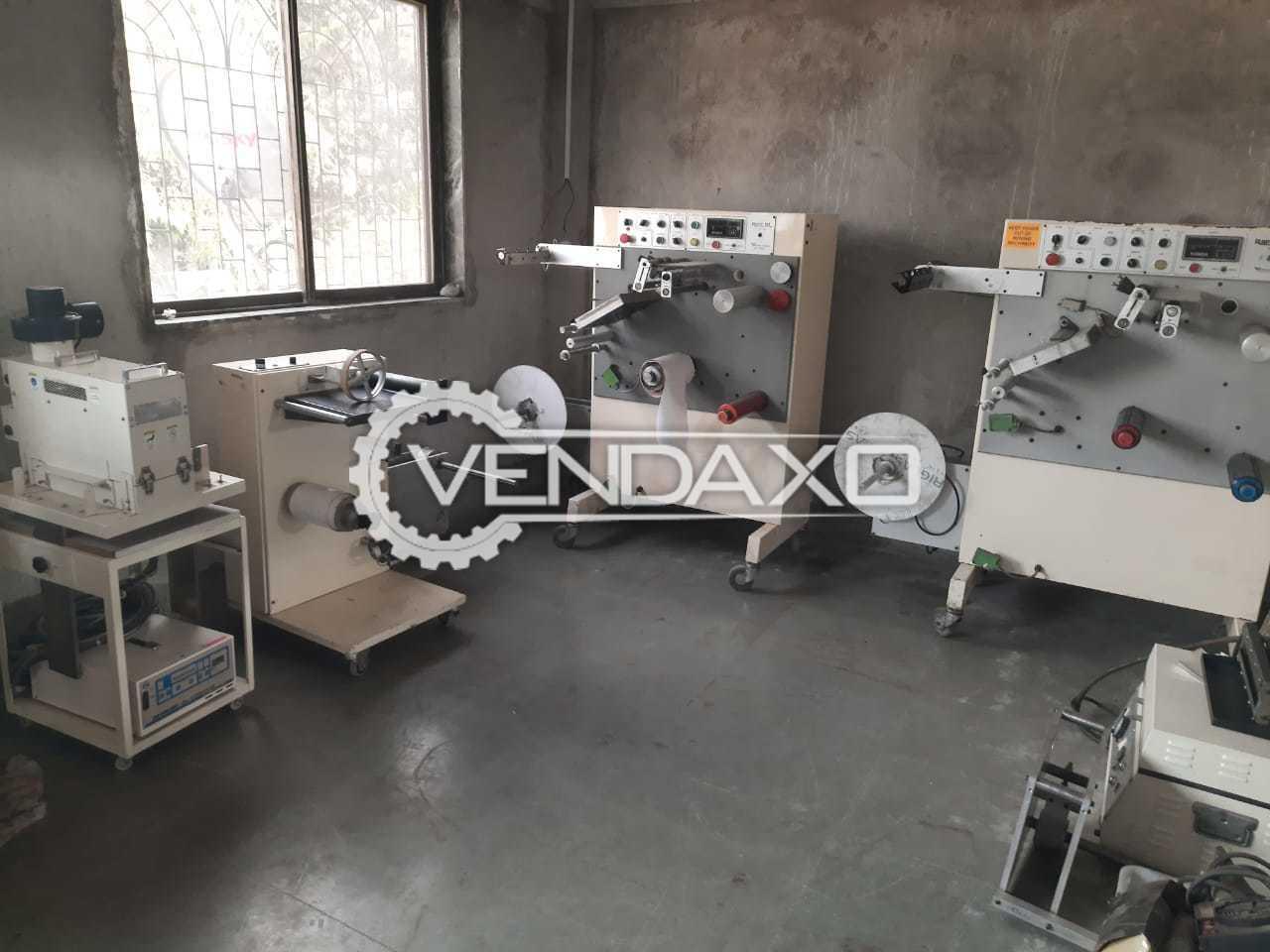For Sale Used Rapid Selitting Machine