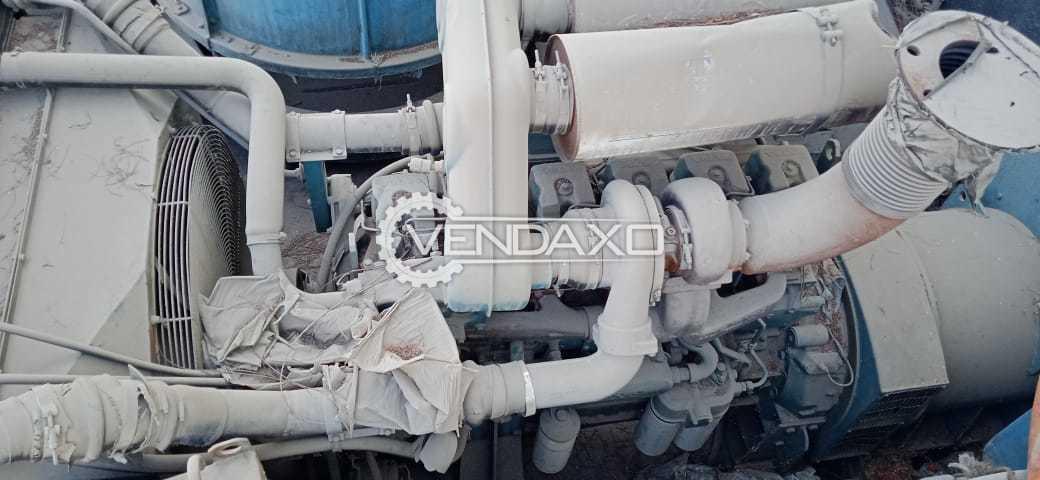 For Sale Used Generator Engine - 500 Kva