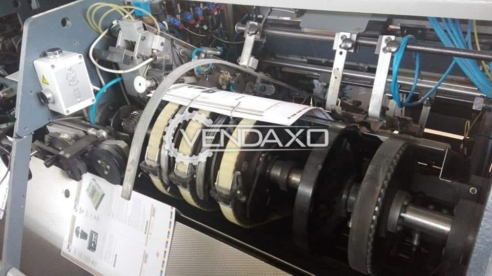 Aster-Headop 150 Sewing Machine - 16 x 12 Inch