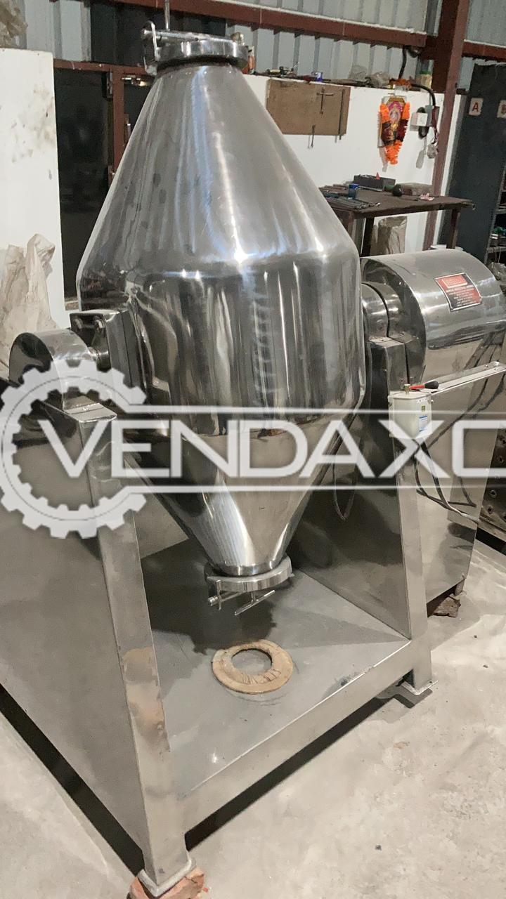 For Sale Used Cone Blender - 100 KG