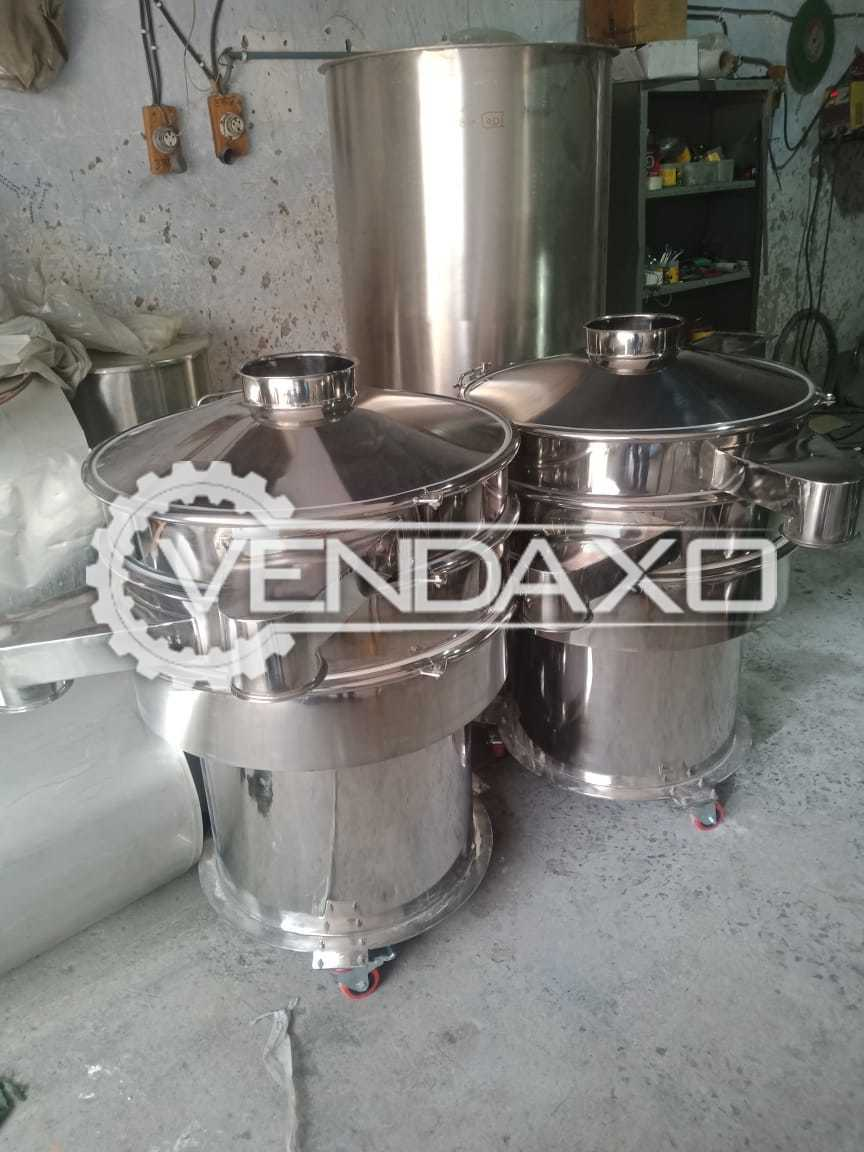 For Sale Used Sifter Machine - 30 Inch
