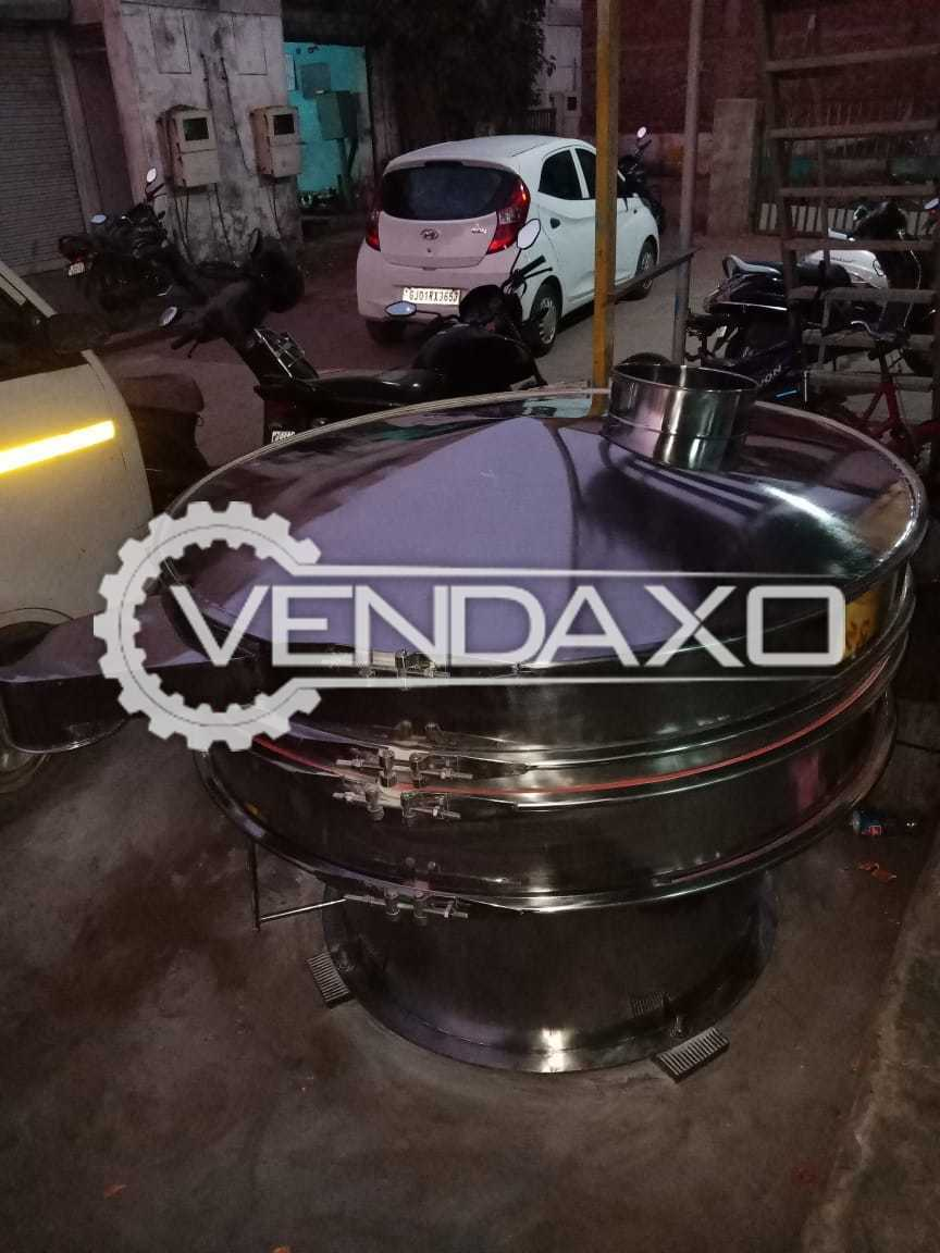 For Sale Used Sifter Machine - 60 Inch