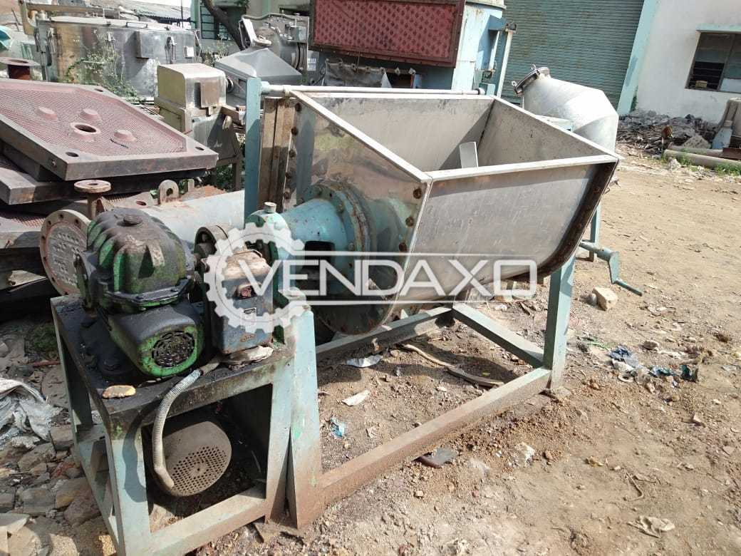 For Sale Used Mixer - 200 KG