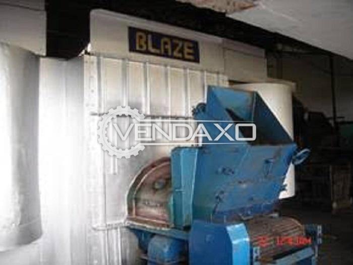 TI Global Blaze 125 Hot Air Generator - 9.60 Lacs Kcal/Hour
