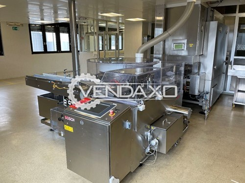 Buy New Bosch Ampoule Pharma Filling Machine - 1 to 10 ML