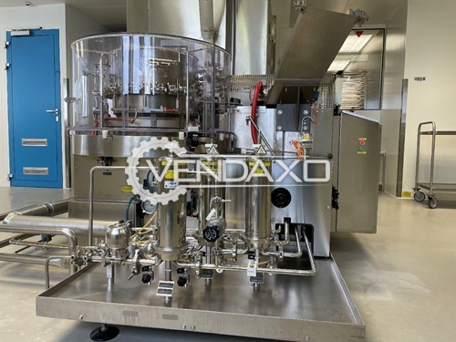 Buy New Sterile Liquid Vial Filling Line - 5 to 20 ML