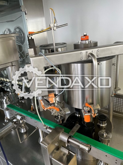 Buy New Sterile Powder Filling Line - 2 to 100 ML